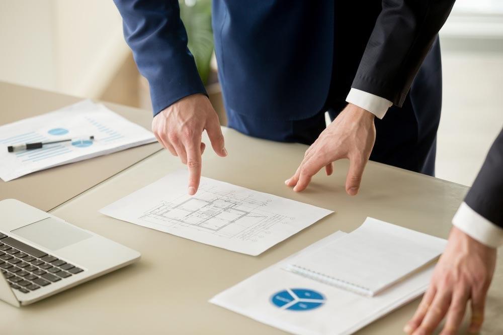 real estate lease data