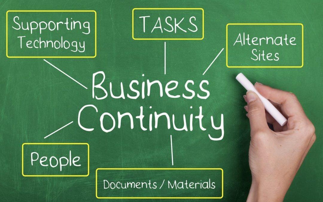Preparing for Potential Disruption – Three Concerns